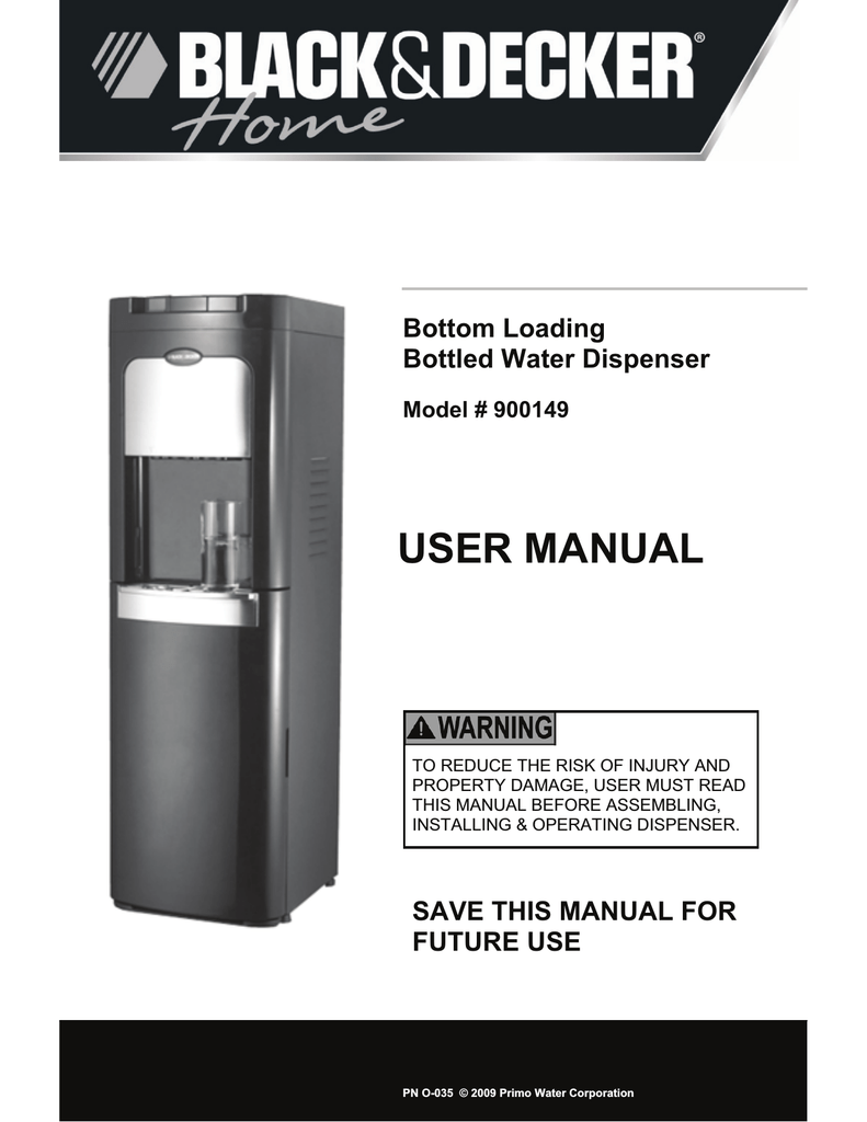 black and decker tld100 user manual