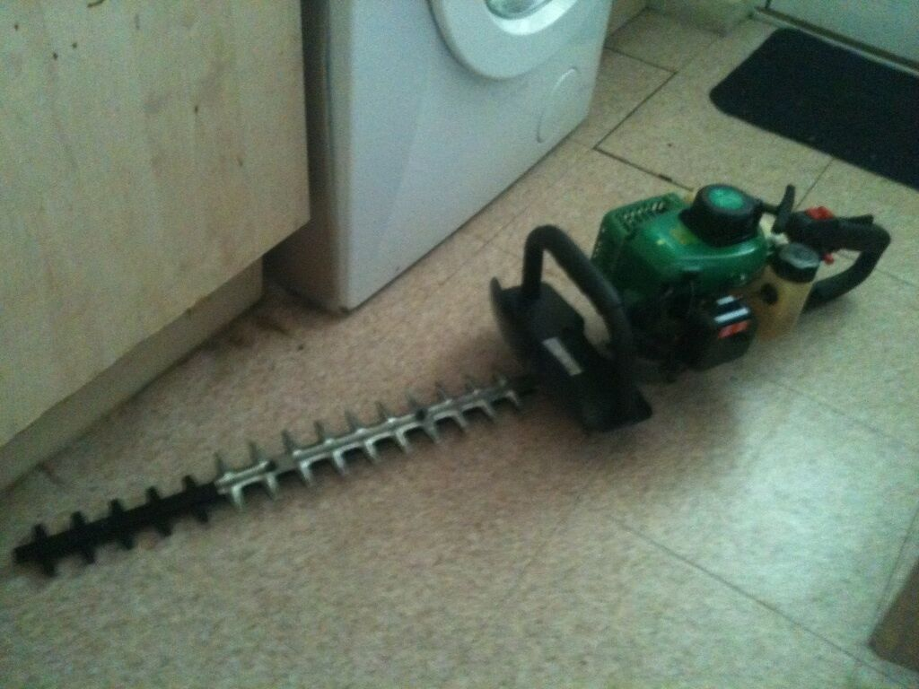 gardenline grass and hedge trimmer manual