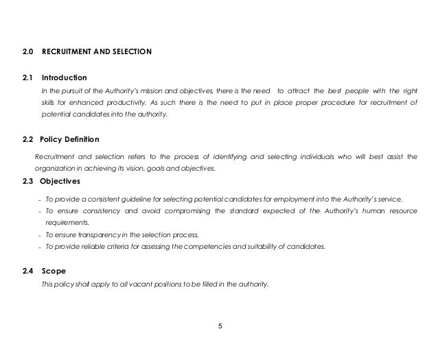 human resources policy manual for rto
