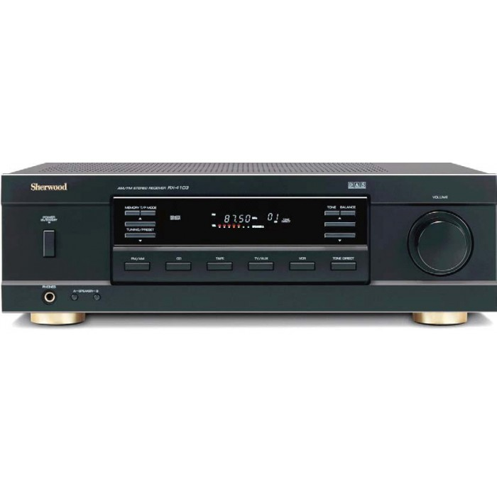 sherwood rx 4109 stereo receiver manual
