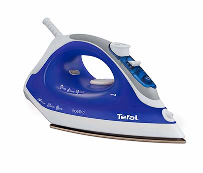 how to use tefal steam iron gv9060 instruction manual