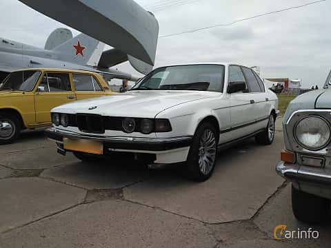 1987 bmw 735i owners manual