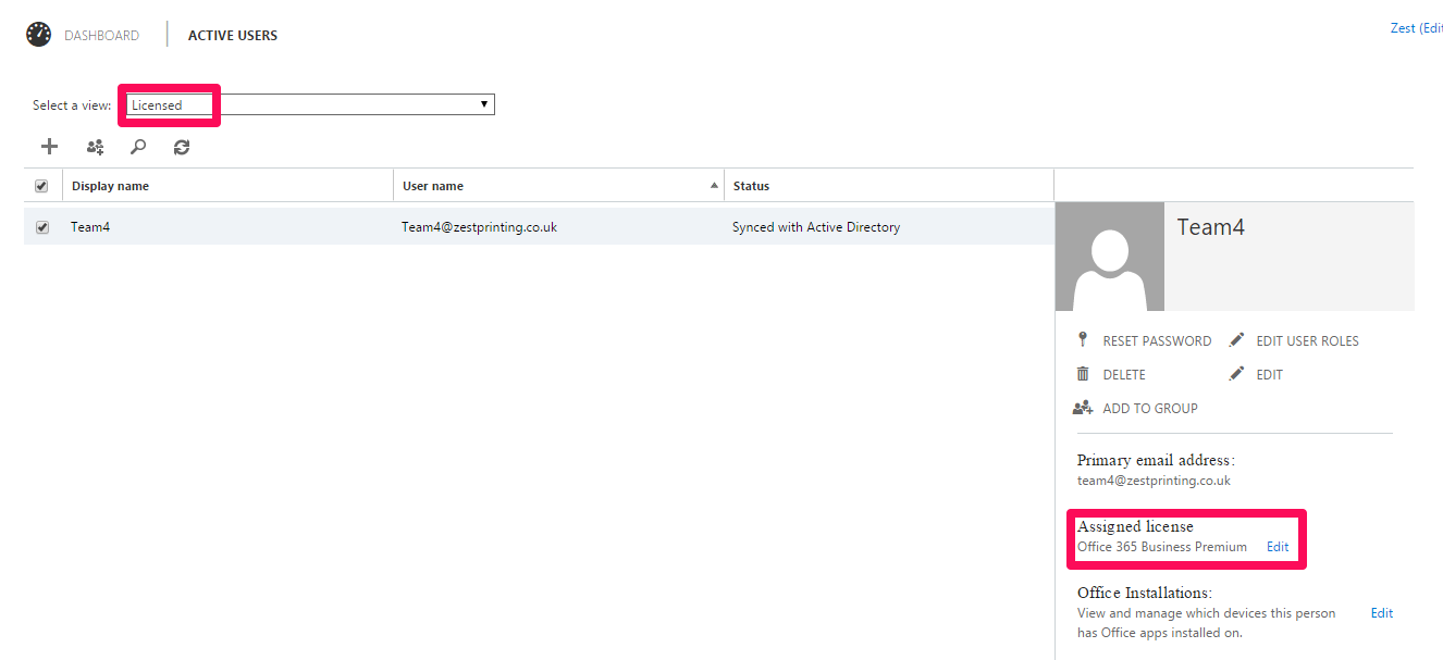 how to manually expire a user in office 365