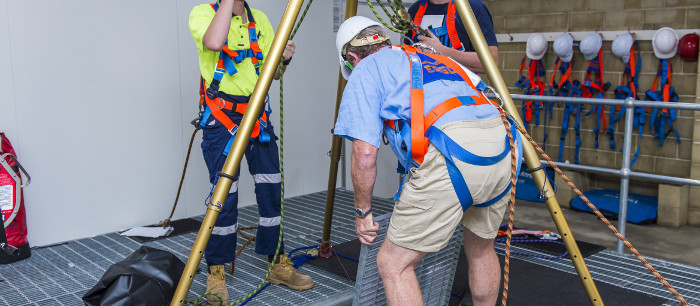 workplace safety manual hire sydney
