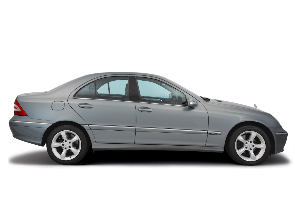 check brake wear mercedes c200 where in instructions manual