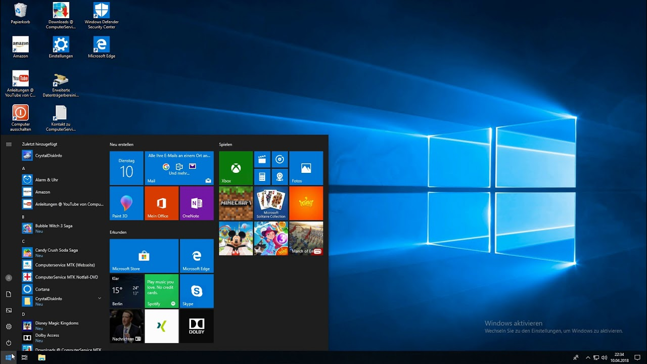 feature windows 10 update 1803 manual download