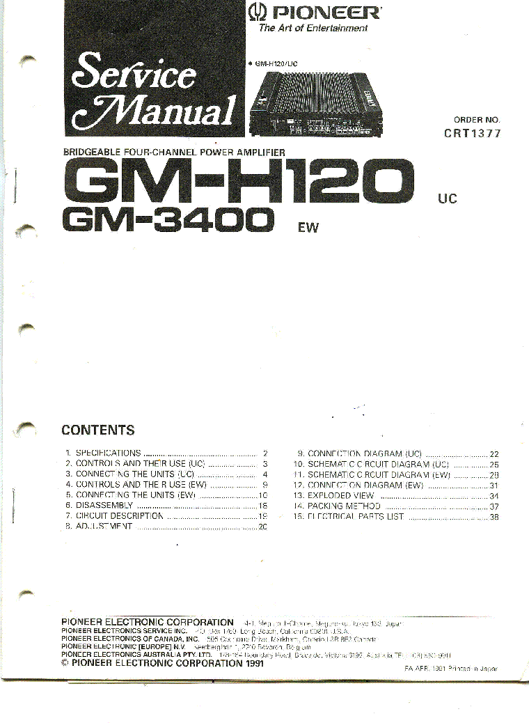 gm owners manuals online free