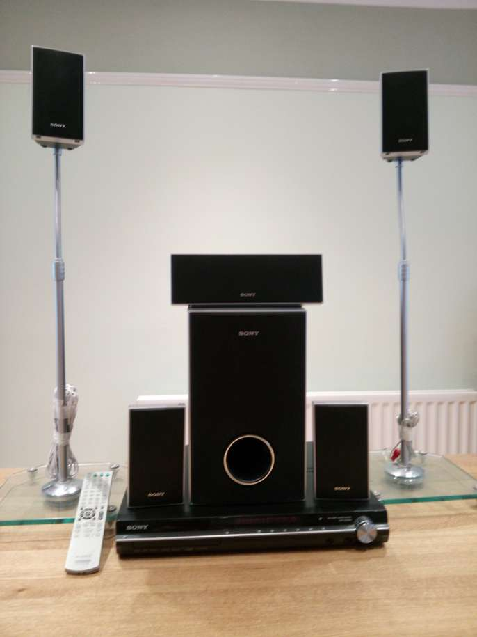 home theatres system sony ht-ddw785 manual