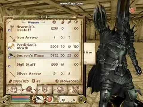 oblivion how to uninstall a manual mod