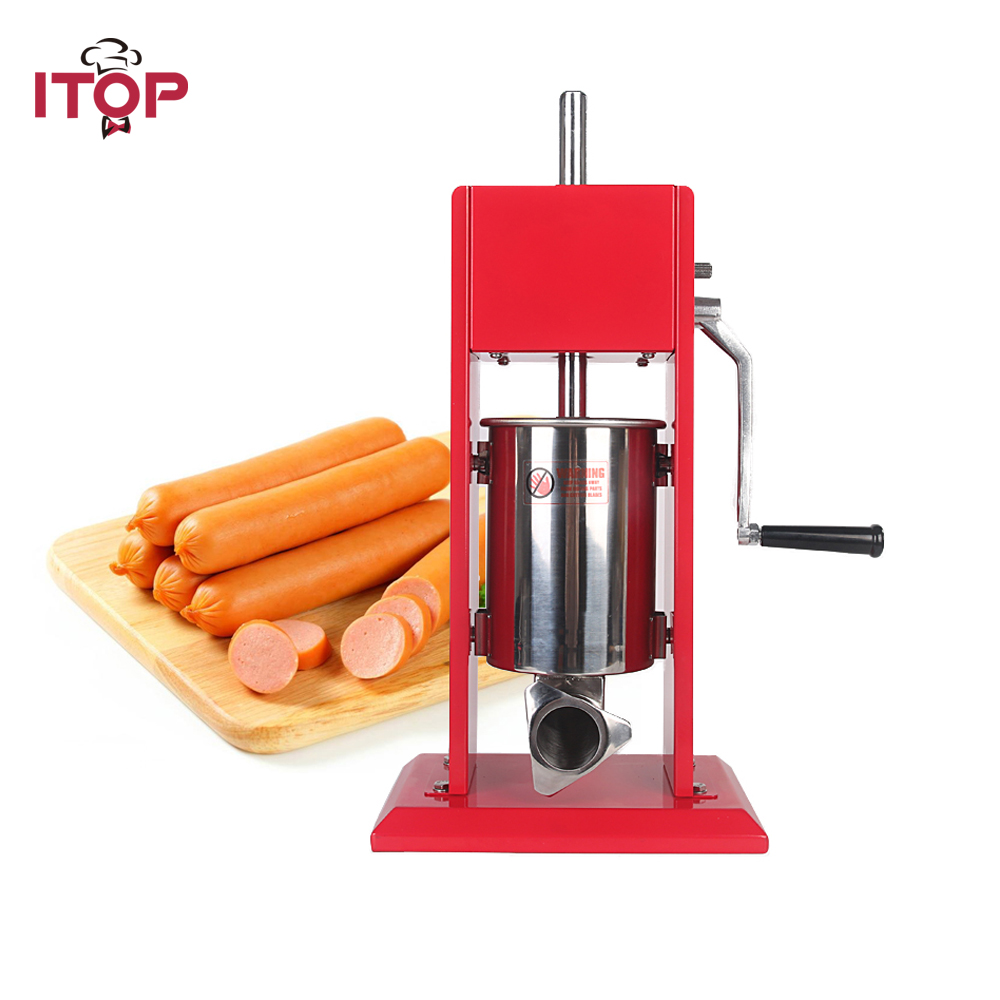 stainless steel sausage stuffer and mincer manual